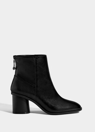 Ботинки на каблуке, 36-40