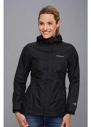 Куртка ветровка дождевик с капюшоном columbia оригинал