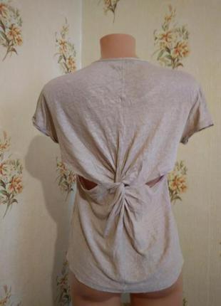 Рубашка,блуза zara#лен#95грн