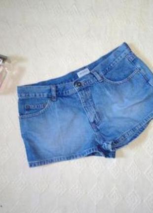 Шорты джинсовые m-o-t-o