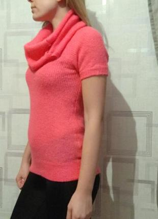 Гольф свитер осень зима