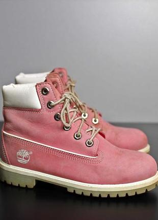 Яркие ботинки timberland 35.5 (22 см)