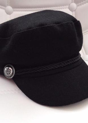 Кепи, кепка, капитанка, фуражка в стиле zara! новая, в наличии!
