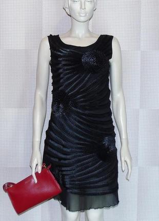 Маленькое черное платье италия оригинал брендовое