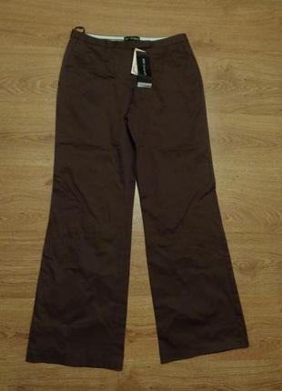 Стильные брюки котон / под блуза рубашка / autograph / m