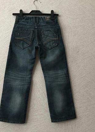 Pepperets-германия, стильные джинсы 6-7 лет