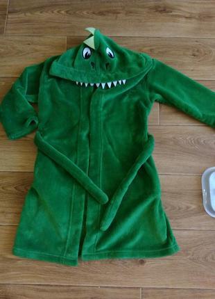 Халат динозаврик.