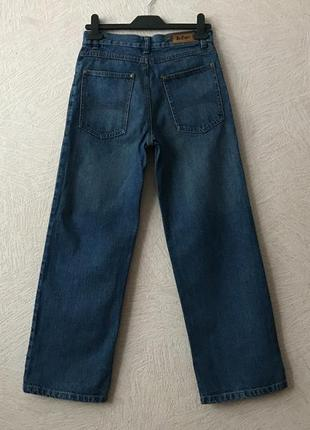 Lee cooper- оригинал брендовые джинсы,11-12 лет, сост.новых