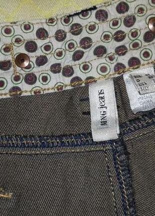 Джинсовые шорты mng jeans3