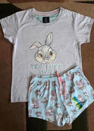 Классная домашняя пижама комплект