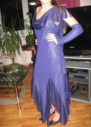 Бальное платье индивидуального пошива