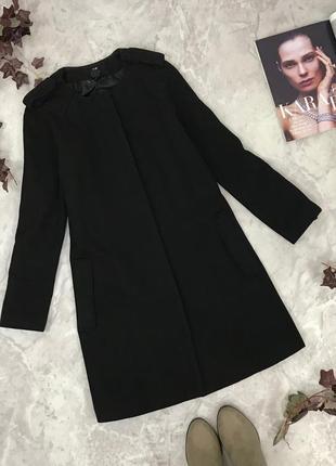 Стильное пальто с натуральной шерсти  ov1902082  h&m