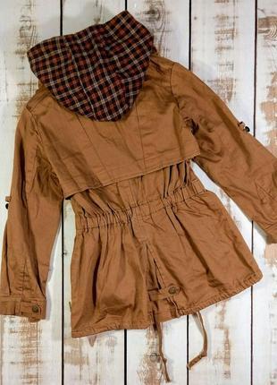 Куртка, парка khaki, горчичная2