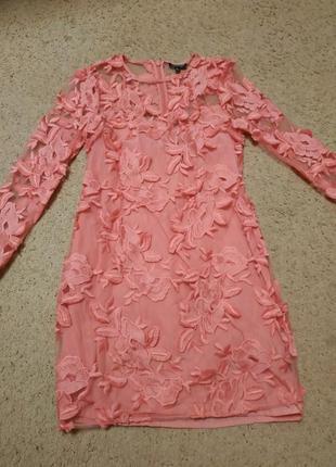 Гипюровое платье topshop