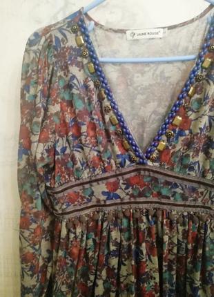 Неординарное платье