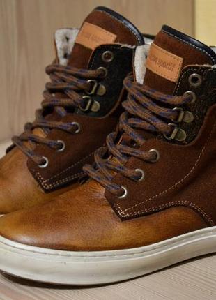 Зимние ботинки (скидка подписчикам 10%)