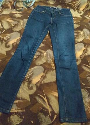 Синие джинсы vero moda.