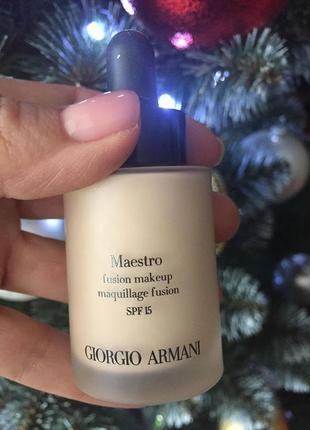 Maestro fusion makeup