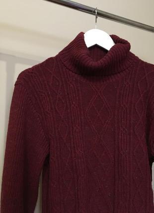 ♡теплый свитер, в составе шерсть♡