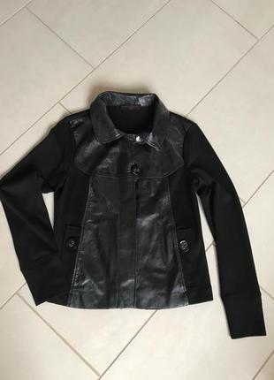 Пиджак фирменный оригинал стильный дорогой бренд sandro ferrone италия размер s-m