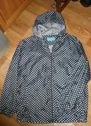Куртка ветровка дождевик arctic storm! размер xl-xxl.