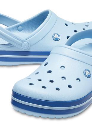 Сабо crocs crocband, м9