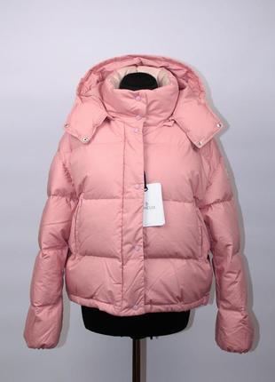 Женская куртка - пуховик moncler италия