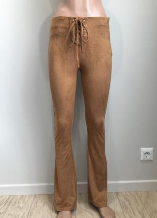 Крутые штанишки для стройняшки