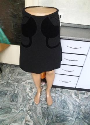 Брендовая юбка emporio armani оригинал