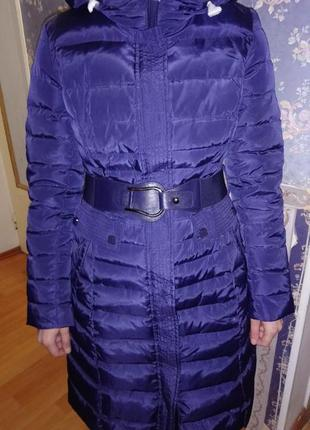Пальто пух snowimage