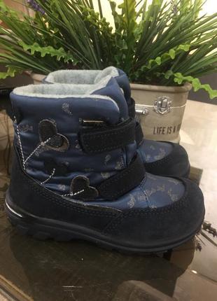 Термо ботинки котофей oritex2