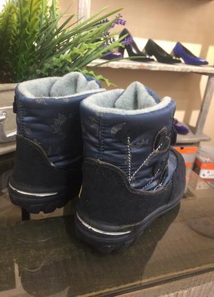 Термо ботинки котофей oritex3