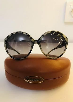 Солнцезащитные очки  missoni (оригинал).