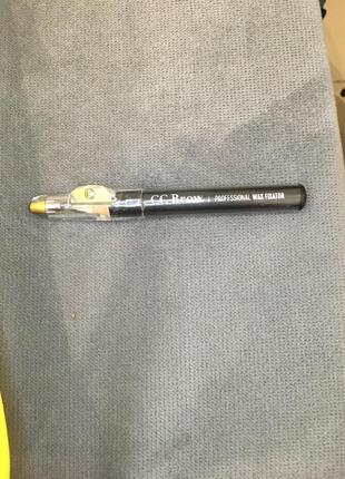 Восковой карандаш для бровей