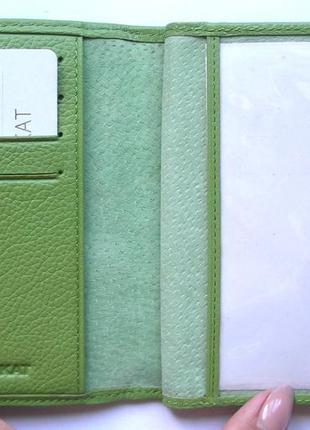 Документница для карт+ для паспорта,100% нат. кожа ската+телячья, есть доставка бесплатнo3 фото