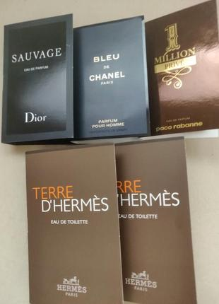 Набор ароматов для мужчин