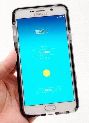 Противоударный чехол для samsung note 5 tech21 evo check оригинал новый3