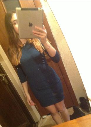 Платье мини, платье футляр, обтягивающее платье