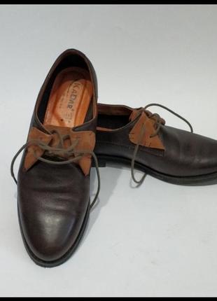 Продам туфли, кожа, весна-осень. торг