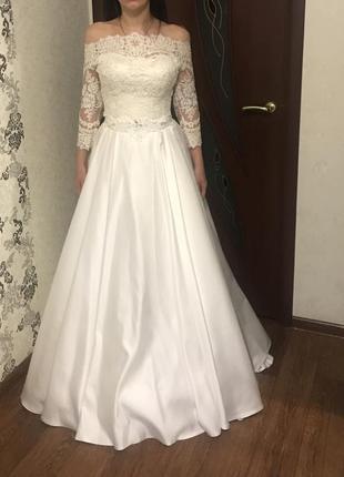 Свадебное платье love story