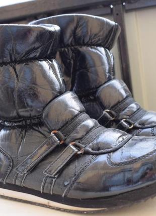 Сапоги сноубутсы дутики ботинки зимние snowfun р.38/39 25,4 см