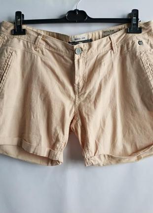 Женские  шорты шортики итальянского бренда garcia jeans, xl