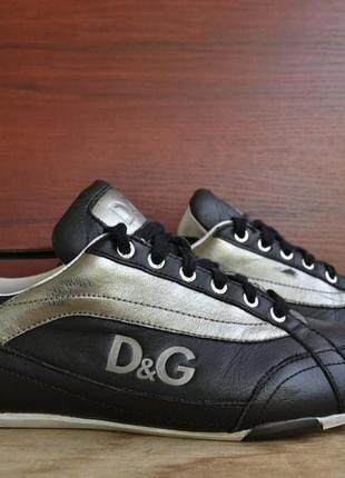 Кроссовки dolce & gabbana sneakers