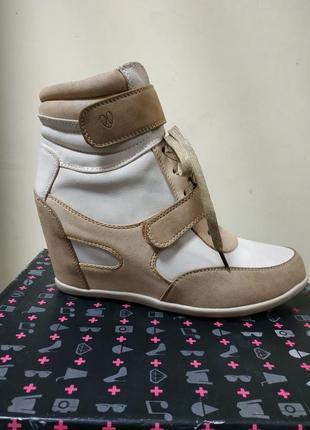 Женские демисезонные ботинки chillin
