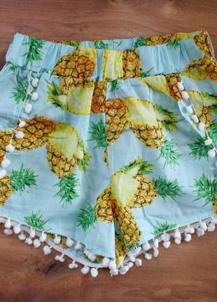 Красивые летние пляжные шорты!