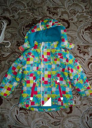 Куртка термо курточка topolino topomini 98 р.1