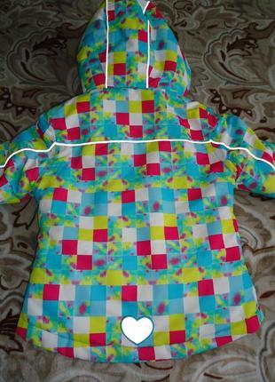 Куртка термо курточка topolino topomini 98 р.2