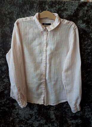 Льняная рубашка / рубашка из льна