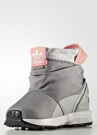Сапоги adidas zx flux boot tr i by9066 детские 22-27 размер