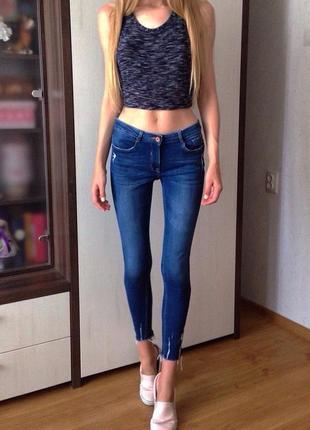 Отличные джинсы h&m